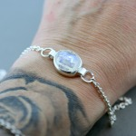 Rule Them All Moonstone Bracelet