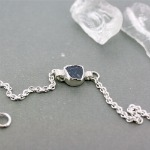 Rule Them All Blue Sapphire Bracelet