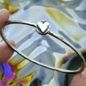 Touch of Love Bangle